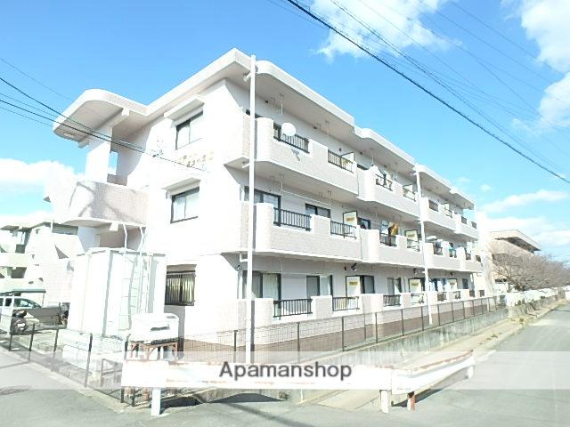 静岡県磐田市、磐田駅徒歩15分の築19年 3階建の賃貸マンション