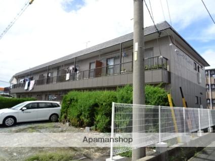 静岡県浜松市東区、天竜川駅徒歩25分の築31年 2階建の賃貸アパート