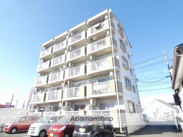 静岡県磐田市、磐田駅徒歩20分の築25年 5階建の賃貸マンション