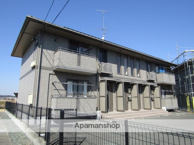 静岡県袋井市、愛野駅徒歩5分の築15年 2階建の賃貸アパート