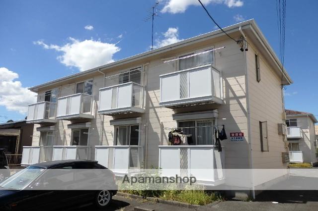 静岡県袋井市、袋井駅徒歩18分の築20年 2階建の賃貸アパート
