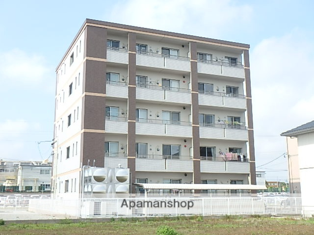 静岡県磐田市、磐田駅徒歩48分の築1年 5階建の賃貸マンション