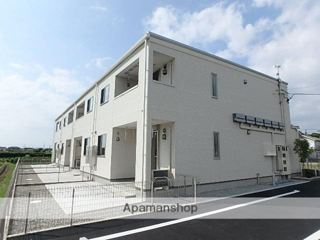 静岡県磐田市、磐田駅徒歩22分の築1年 2階建の賃貸アパート