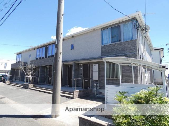 静岡県磐田市の新築 2階建の賃貸アパート
