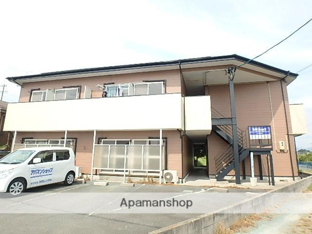 静岡県袋井市、愛野駅徒歩34分の築24年 2階建の賃貸アパート
