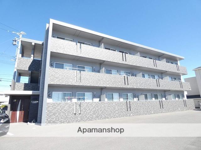 静岡県磐田市の新築 3階建の賃貸マンション