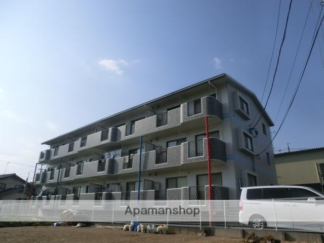 静岡県磐田市、磐田駅徒歩6分の築19年 3階建の賃貸マンション
