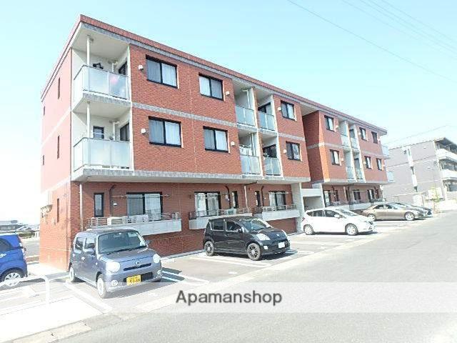 静岡県磐田市、豊田町駅徒歩2分の新築 3階建の賃貸マンション