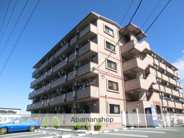 静岡県磐田市、磐田駅遠鉄バスバス5分上岡田北下車後徒歩4分の築8年 5階建の賃貸マンション