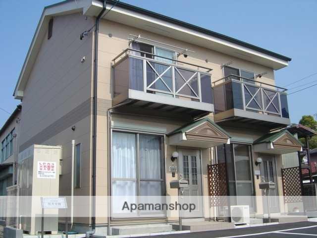 静岡県袋井市、袋井駅徒歩10分の築8年 2階建の賃貸テラスハウス