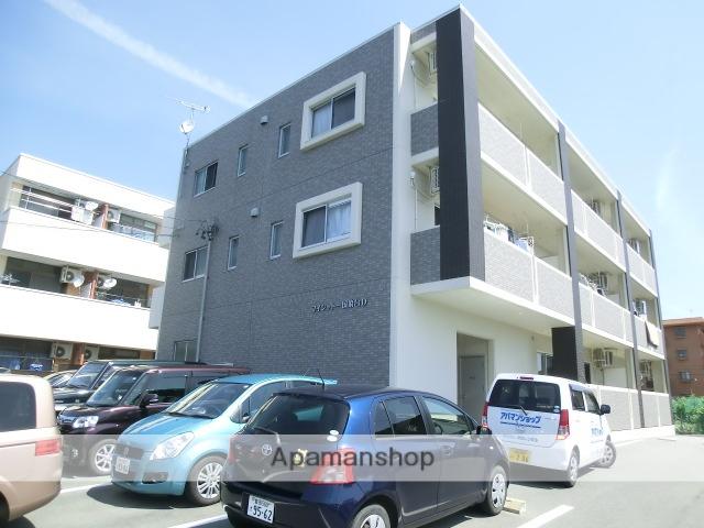 静岡県磐田市、磐田駅徒歩21分の築8年 3階建の賃貸マンション