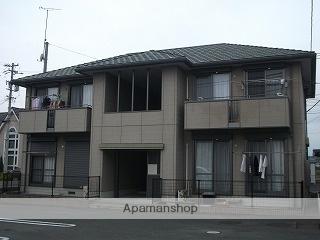 静岡県袋井市、袋井駅徒歩73分の築15年 2階建の賃貸アパート