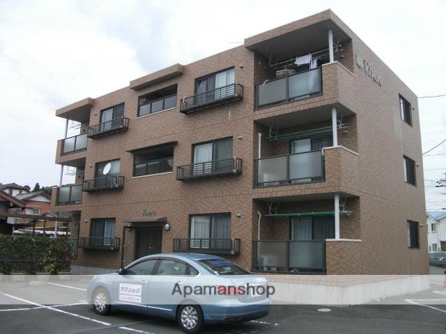 静岡県袋井市、袋井駅徒歩30分の築15年 3階建の賃貸マンション