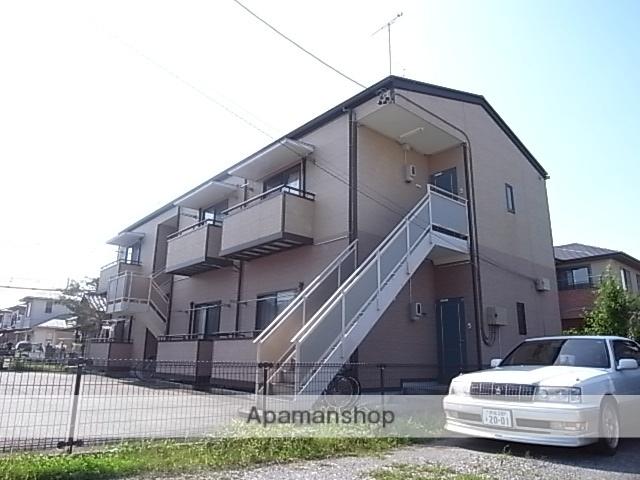静岡県袋井市、袋井駅徒歩13分の築14年 2階建の賃貸アパート