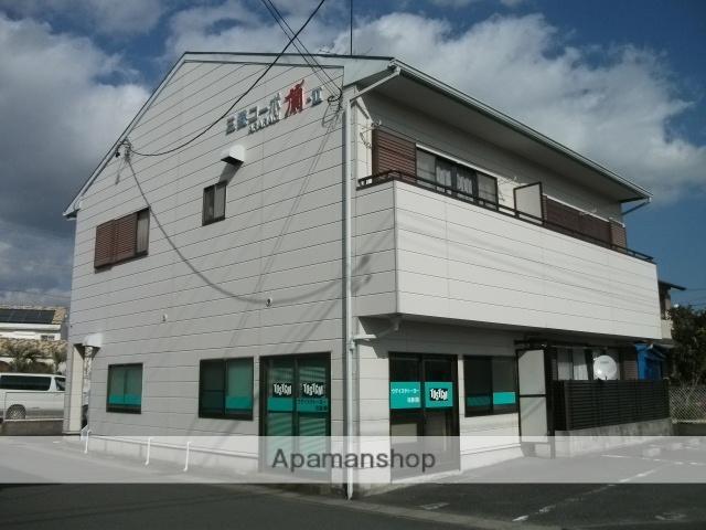静岡県袋井市の築23年 2階建の賃貸アパート