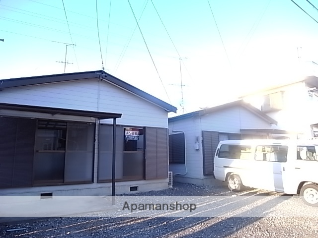 静岡県袋井市、袋井駅徒歩25分の築30年 1階建の賃貸一戸建て
