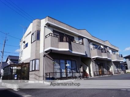 静岡県袋井市、袋井駅徒歩55分の築19年 2階建の賃貸アパート