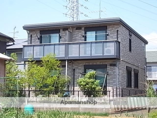 静岡県磐田市、磐田駅遠鉄バスバス20分富士見町2丁目下車後徒歩3分の築13年 2階建の賃貸アパート