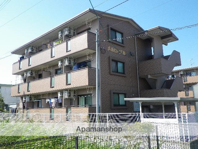 静岡県磐田市、磐田駅徒歩8分の築10年 3階建の賃貸マンション