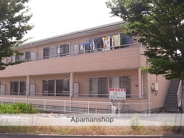 静岡県磐田市、浜松駅遠鉄バスバス27分竜洋変電所下車後徒歩3分の築12年 2階建の賃貸アパート