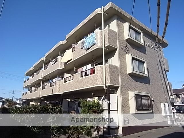 静岡県磐田市、磐田駅遠鉄バスバス10分天竜西下車後徒歩1分の築16年 3階建の賃貸マンション