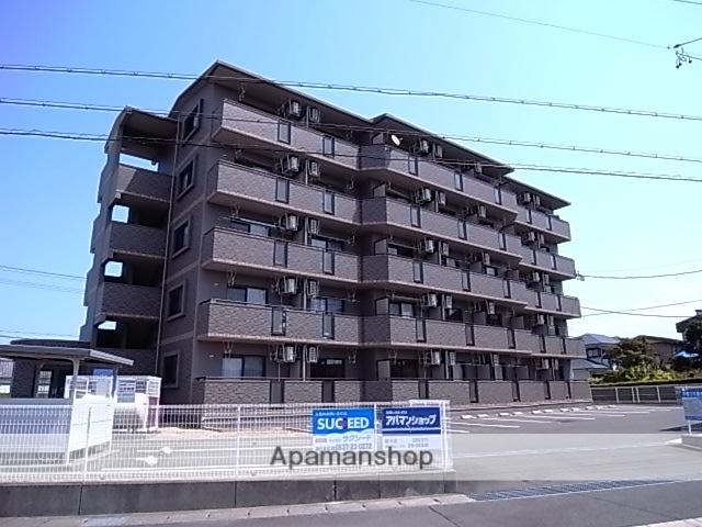 静岡県袋井市、袋井駅徒歩27分の築9年 5階建の賃貸マンション