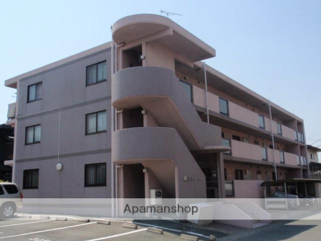 静岡県磐田市、磐田駅徒歩20分の築21年 3階建の賃貸マンション