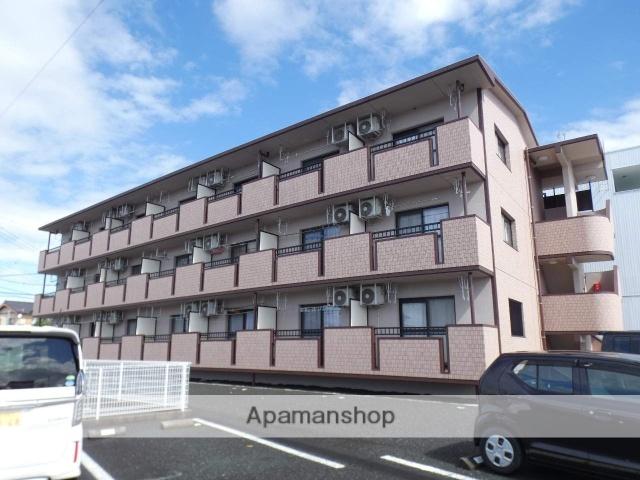 静岡県浜松市浜北区、遠州西ヶ崎駅徒歩17分の築11年 3階建の賃貸マンション