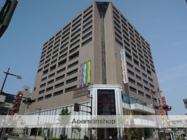静岡県浜松市中区、浜松駅徒歩8分の築24年 15階建の賃貸マンション