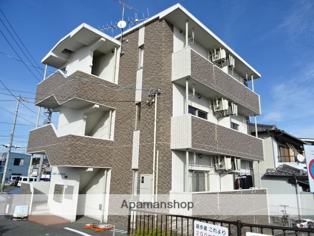 静岡県浜松市西区、浜松駅遠鉄バスバス35分志都呂下車後徒歩4分の築10年 3階建の賃貸マンション