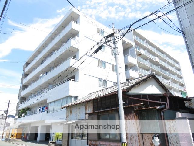 静岡県浜松市中区、浜松駅徒歩8分の築32年 6階建の賃貸マンション