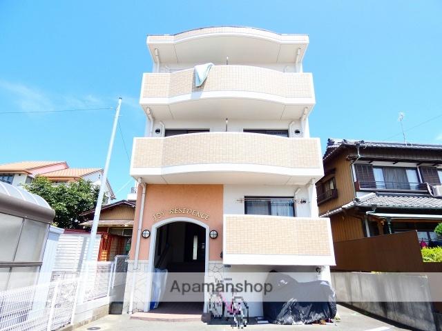 静岡県浜松市中区、浜松駅遠鉄バスバス12分西高坂下下車後徒歩2分の築16年 3階建の賃貸マンション