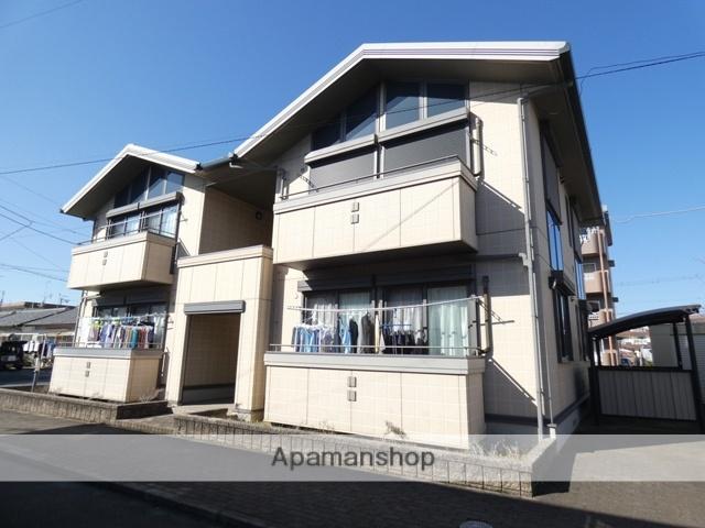 静岡県浜松市東区、天竜川駅徒歩24分の築14年 2階建の賃貸アパート