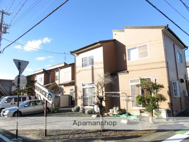 静岡県浜松市南区、天竜川駅徒歩45分の築29年 2階建の賃貸テラスハウス