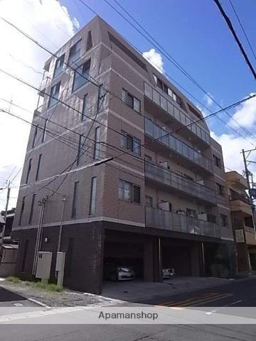 静岡県浜松市中区、浜松駅徒歩16分の築7年 6階建の賃貸マンション