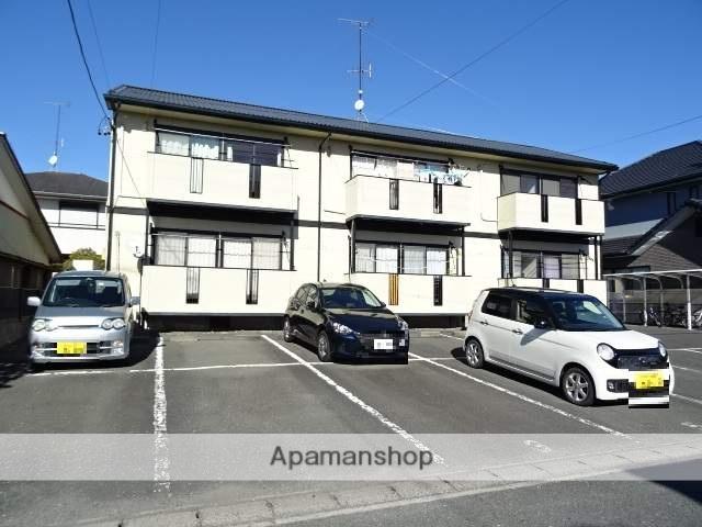 静岡県浜松市南区、天竜川駅徒歩40分の築19年 2階建の賃貸アパート