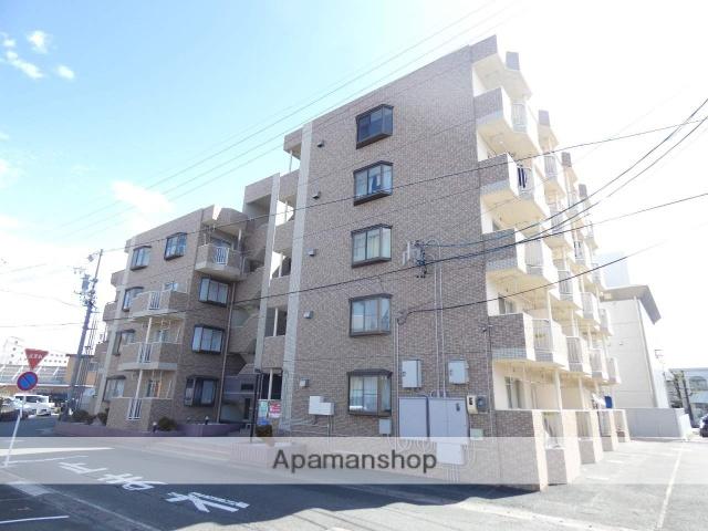 静岡県浜松市東区、天竜川駅徒歩26分の築31年 5階建の賃貸マンション