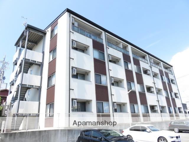 静岡県浜松市中区、浜松駅徒歩19分の築6年 4階建の賃貸マンション