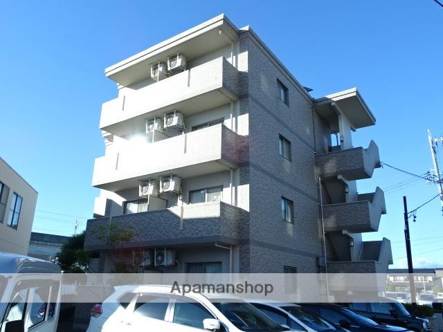静岡県浜松市中区、浜松駅バス16分阿弥陀南下車後徒歩8分の築11年 4階建の賃貸マンション