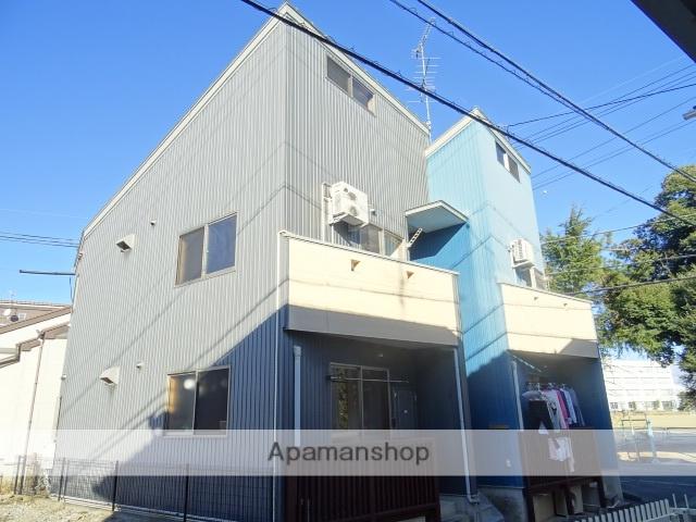 静岡県浜松市東区、浜松駅バス30分三方原営業所下車後徒歩5分の築13年 3階建の賃貸アパート