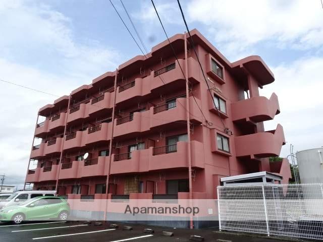 静岡県浜松市東区、浜北駅徒歩35分の築21年 4階建の賃貸マンション