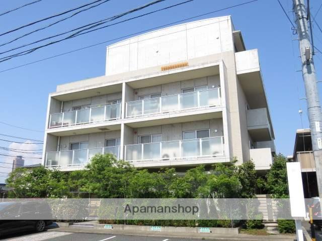 静岡県浜松市中区、浜松駅徒歩18分の築9年 4階建の賃貸マンション