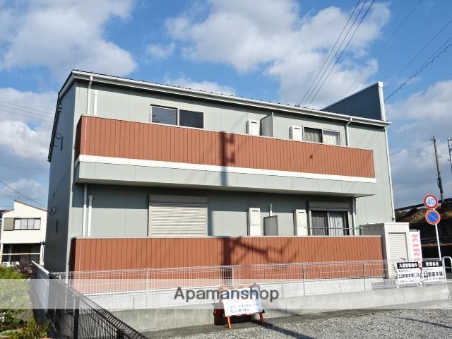 静岡県浜松市東区、天竜川駅徒歩12分の築9年 2階建の賃貸アパート