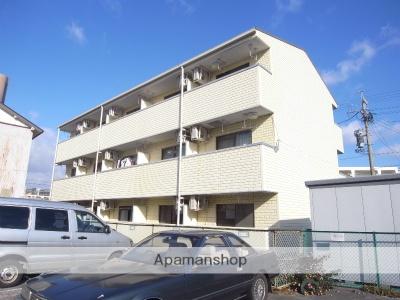 静岡県浜松市中区、浜松駅徒歩9分の築16年 3階建の賃貸マンション