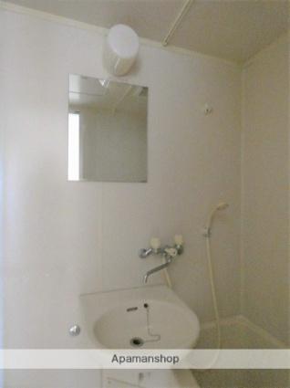 静岡県浜松市北区根洗町[1K/18m2]の洗面所