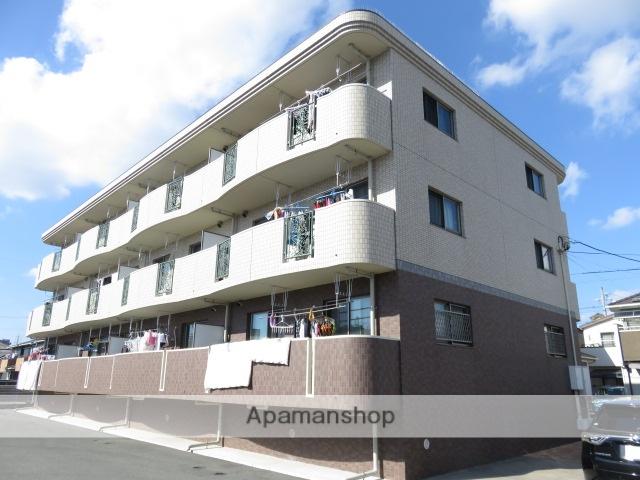 静岡県浜松市南区、浜松駅徒歩25分の築6年 3階建の賃貸マンション