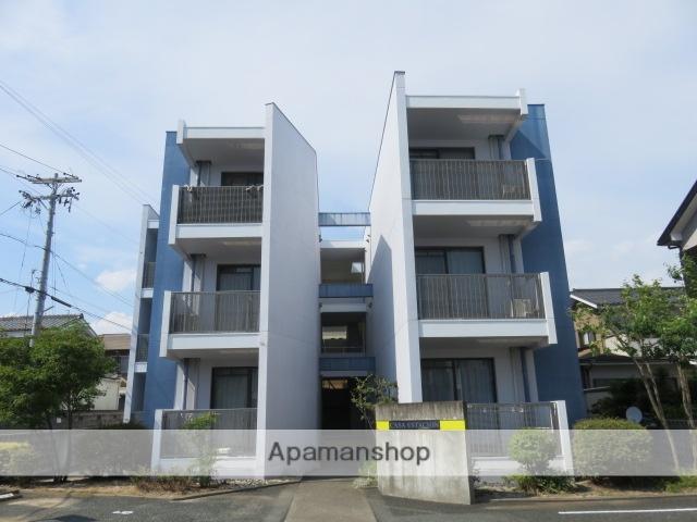 静岡県浜松市中区、浜松駅徒歩17分の築10年 3階建の賃貸マンション