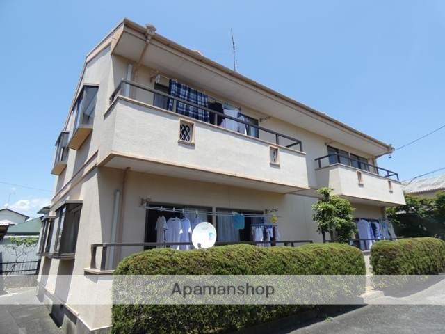 静岡県浜松市東区、天竜川駅徒歩28分の築28年 2階建の賃貸アパート