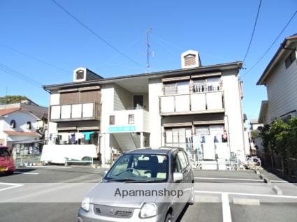 静岡県浜松市東区、上島駅徒歩25分の築24年 2階建の賃貸アパート