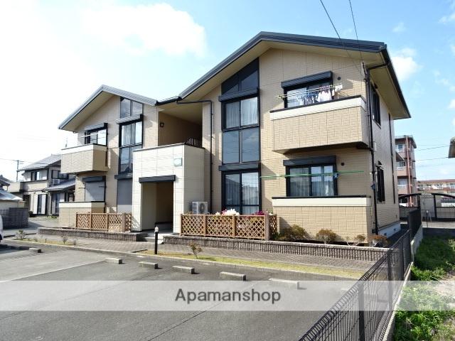 静岡県浜松市東区、天竜川駅徒歩25分の築15年 2階建の賃貸アパート